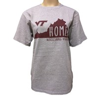 Shop Virginia Tech Home T-Shirts Here at Alumni Hall!