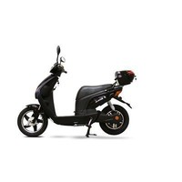 600 Moped Electric Bike Frame Color: Black