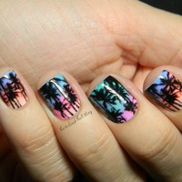 NCLA Women's The So L.A.! Nail Wrap