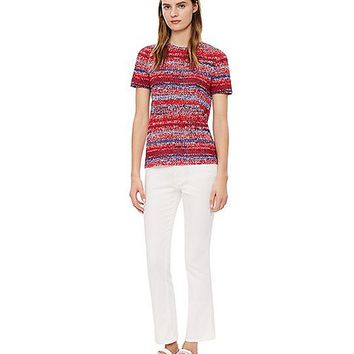Tory Burch Cotton Tee Shirt