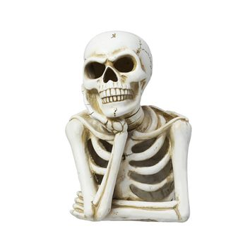 Light Up Skeleton Bust By Ashland®