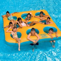 Swimline Labyrinth Island Inflatable Pool Float