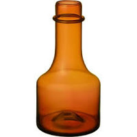 Iittala Wirkkala Glass Bottle in Copper - Pop Gift Boutique