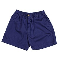 "Longshanks 5.5"" Chino Shorts in Navy by Country Club Prep"