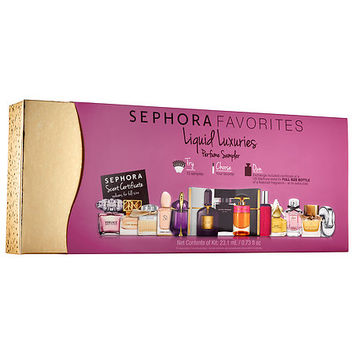 Liquid Luxuries Perfume Sampler - Sephora Favorites | Sephora