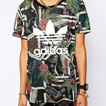 Adidas Originals X Farm Tropical T-Shirt