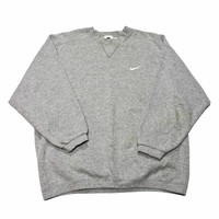 Vintage 90s Nike Crewneck Sweatshirt Made in USA Mens Size Medium - Default Title