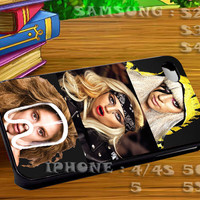 Ladi Gaga Styles Hellowen Pop Music Singer - For iphone 4 iphone 5 samsung galaxy s4 / s3 / s2 Case Or Cover Phone.