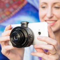 The Sony QX10 and QX100 Smart Lens