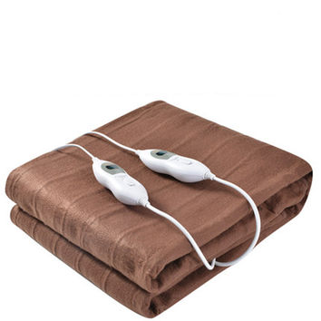 Security electric blanket thicker single / double dual control electric mattress thermostat / drying warmth