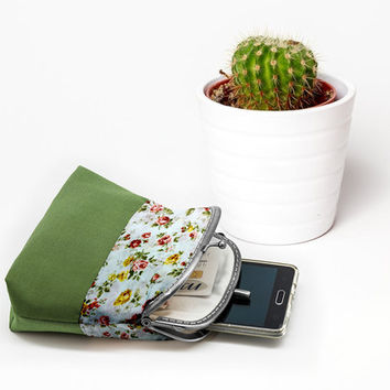 Double Pockets Wallet