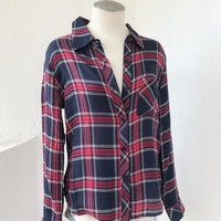 SOPHIE FLANNEL - RED