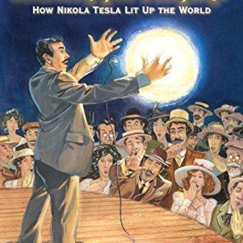 Electrical Wizard: How Nikola Tesla Lit Up the World (Candlewick Biographies)