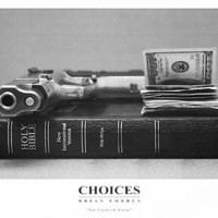 Choices Art Print Poster