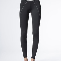 Alma 7/8 Length Leggings in Night