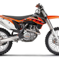 2014 KTM 450 SX-F: Power for all
