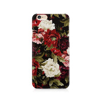 iPhone 7 Case Floral iPhone 6 Case Floral Galaxy S7 Case Floral Galaxy S6 Case iPhone 6S Case for iPhone 7  iPhone SE Case LG G4 case MT02