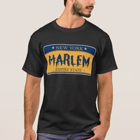 Harlem, New York -- T-Shirt