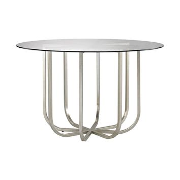 Nest Entry Table Champagne Gold