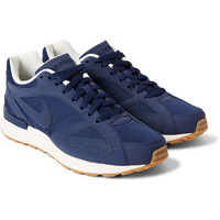 Nike - Air Pegasus Racer Suede and Mesh Sneakers | MR PORTER