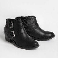 New Girl Ankle Booties