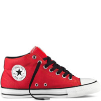 Converse - CTS Mid Santa Cruz - Mid - Red / Black