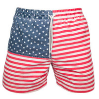 The 'Mericas Swim Trunk
