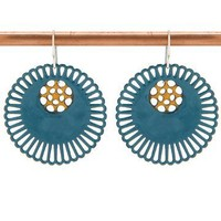 Deco Daisy earrings