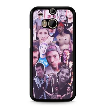 Twenty One Pilots Collage 3 HTC M8 Case