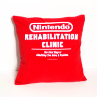 Nintendo Pillow