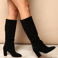 Chinese Laundry Krafty Tall Suede Boot