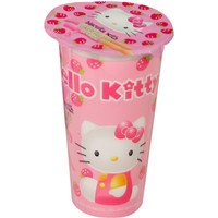 Hello Kitty Strawberry Dip Biscuits 1.76 oz | AsianFoodGrocer.com, Shirataki Noodles, Miso Soup