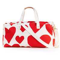 Ban.do Extreme Supercute Hearts Duffle Bag