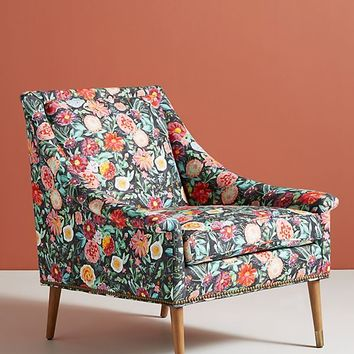 Emma-Printed Tillie Chair