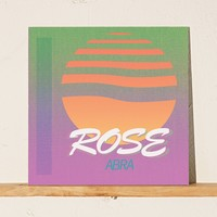 ABRA - ROSE Limited 2XLP | Urban Outfitters
