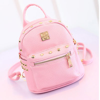 Cute Outdoor Small Backpack