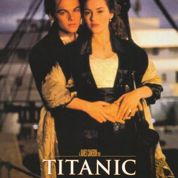 Titanic 27x40 Movie Poster (1997)