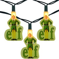 Elf The Movie Set of 10 String Lights