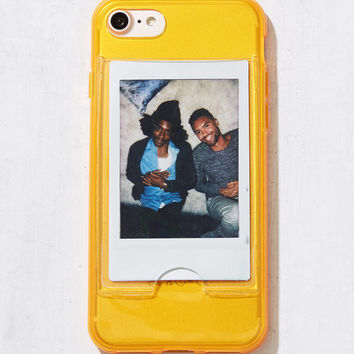 Neon Instax Mini Frame iPhone 6/7 Case   Urban Outfitters