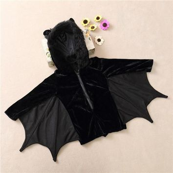 Cute Halloween Bat Costume