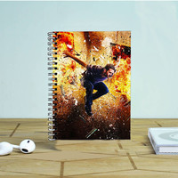 Paul Walker Brick Mansions Photo Notebook Auroid