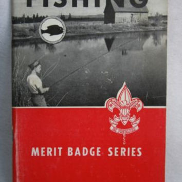 Best scout badge products on wanelo for Fishing merit badge