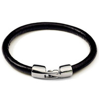 New Arrival Great Deal Awesome Hot Sale Shiny Gift Stylish Leather Men Accessory Korean Cool Ring Bracelet [6526720835]