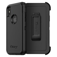 OtterBox DEFENDER SERIES Case for iPhone 8 & iPhone 7 (NOT Plus) - Frustration Free Packaging - BLACK