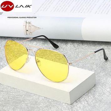 Frenzy Aviator Sunglasses