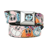 The Amazing World Of Gumball Characters Seat Belt Belt