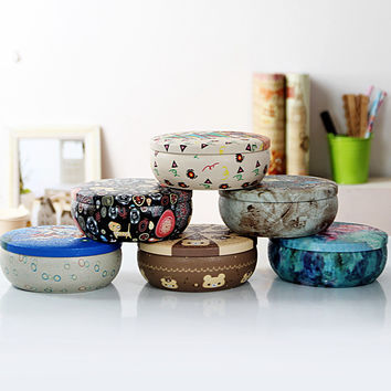 Jewelry Cosmetic Storage Box Gifts Home Decor [4918506820]