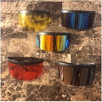 VISORS SUNGLASSES Multi colors