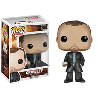 Funko POP! Television - Supernatural Vinyl Figure - CROWLEY (4 inch) (Pre-Order ships Jan): BBToyStore.com - Toys, Plush, Trading Cards, Action Figures & Games online retail store shop sale