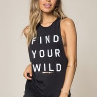 Find Your Wild Festival Tank